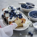 Blueberry cake by The Little Squirrel