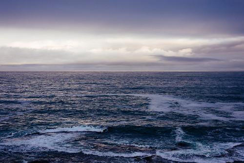 waves pacificocean depoebay nikon50mmf18g vscofilm depoebay2015