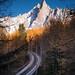 """""""Le viaduc et les Drus"""" - Massif du Mont-Blanc. Haute-Savoie, France. by Raphaël Grinevald • Photographe"""