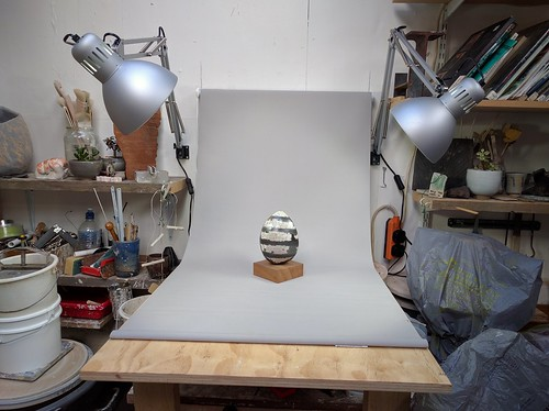 Drop-down Photography Table