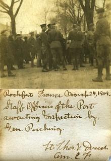 AEF WW1 Rochefort France 1 of 34