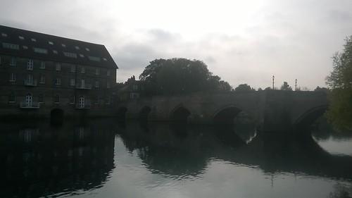 Huntingdon bridge