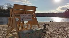 2016 Bike 180: Day 210 - Beach Closed