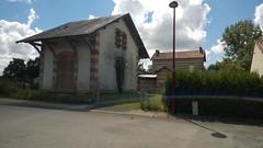 Halle marchandise de la gare de Puy de Serre
