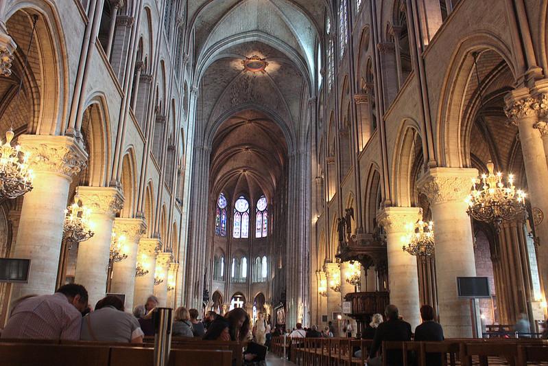 Notre Dame Interiors