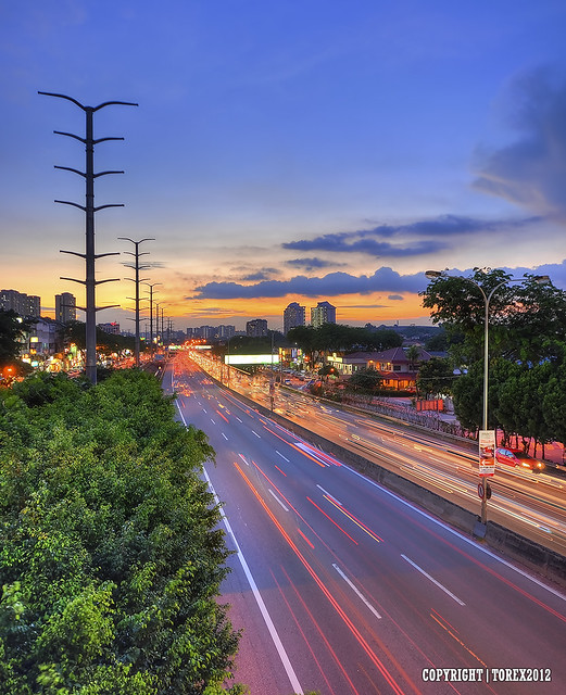 Good Night Kuala Lumpur..
