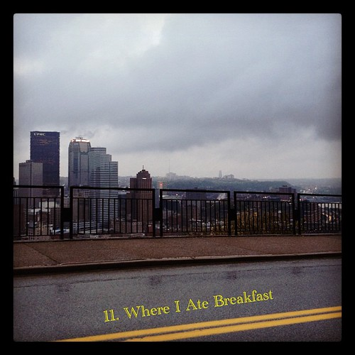 11. Where I Ate Breakfast by aecamadi
