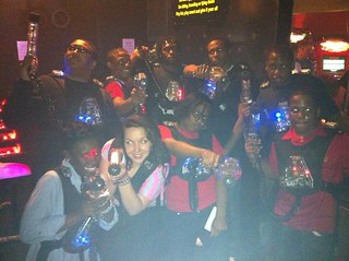 Laser Tag Crew!