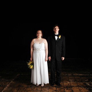 Molly and Joseph were a gregarious couple and knew what they wanted in a Portrait