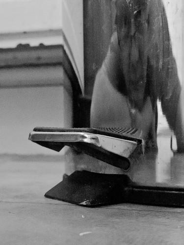 1000/784: 12 April 2012: Pedal Bin Reflection by nmonckton