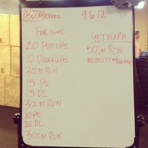 This weeks Friday Fun. #crossfit #wod