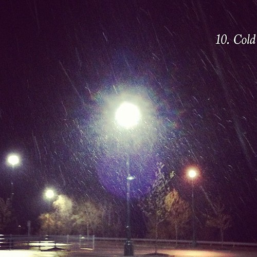 10. Cold #photoadayapril by aecamadi