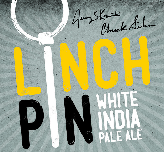 Linch Pin White IPA