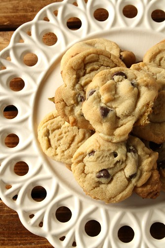 Pat Sinclair's Chocolate Chip Cookies Deluxe