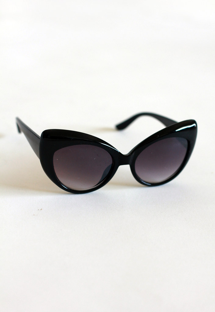 Tarte Vintage Kitty Eyes cat eye sunglasses at shoptarte.com