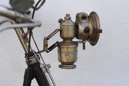 Elswick Head lamp