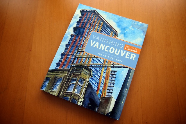 Vanishing Vancouver by Michael Kluckner