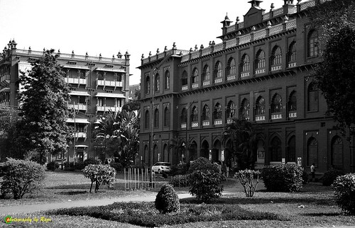 Curzon Hall, Dhaka University.