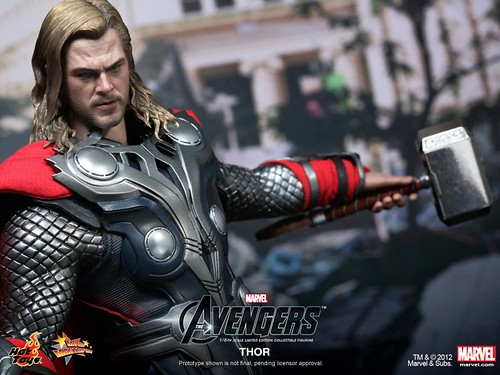 Hot Toys - 1/6 Movie Avengers Thor