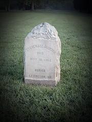 Jackson Died Here