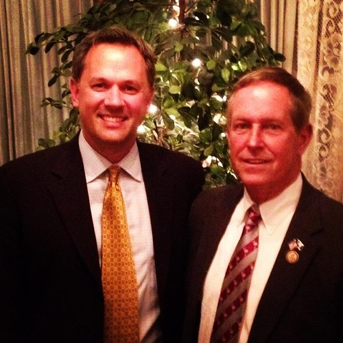 Dan with Congressman Joe Wilson