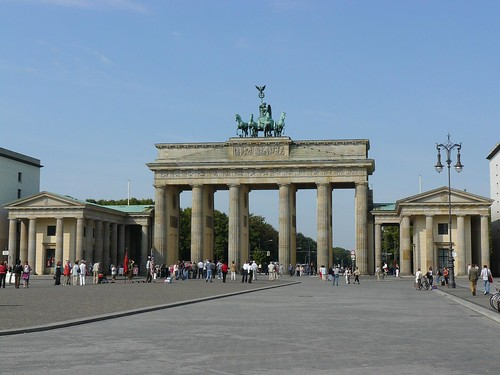 Puerta de Brandenburgo (Berlín)