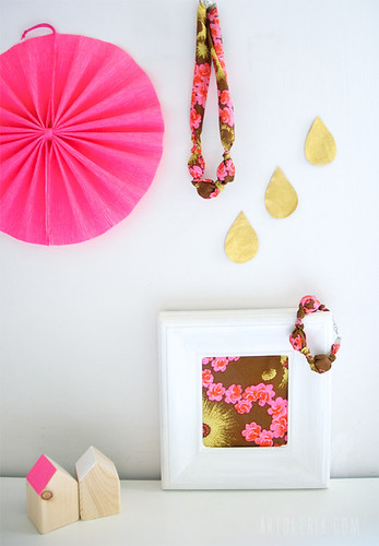 vintage fabric ideas