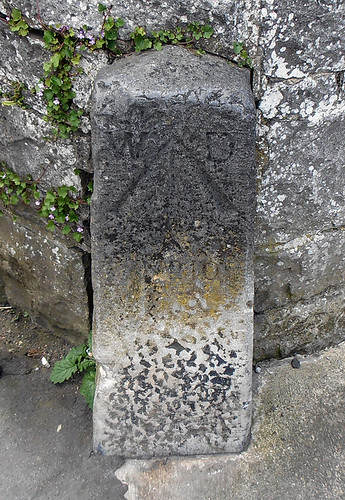 Fundamental Benchmark Roden Street
