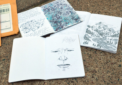 LGAL + The Sketchbook Project
