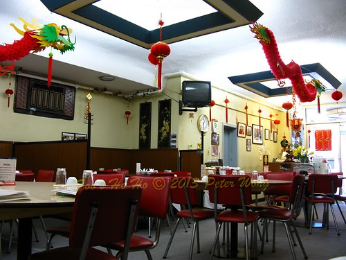 Foo's Ho Ho (oldest restaurant in Chinatown)