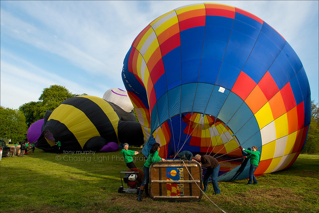 Balloons at Lough Key Forest Park TMP_7875