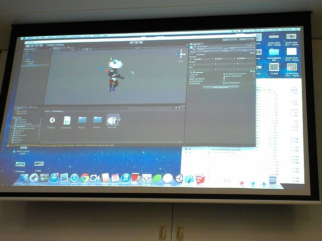 Paul Krix talks Unity and the Metaio SDK.
