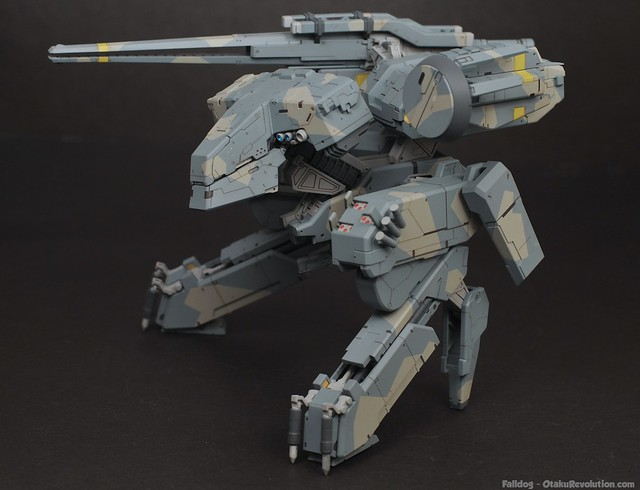 Metal Gear REX - Fin 10