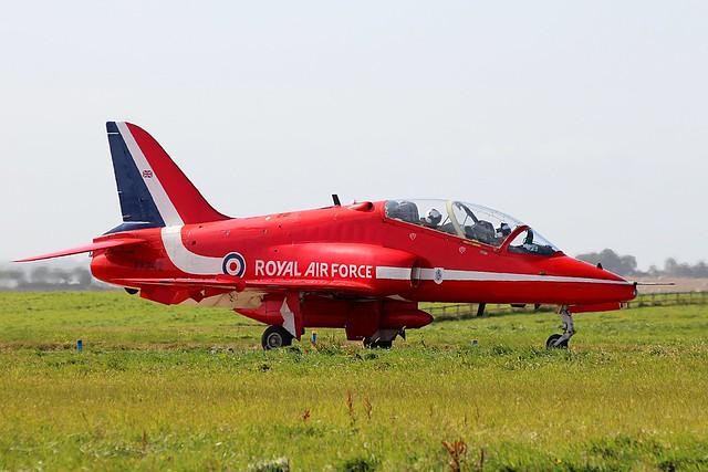 Red Arrows BAe Hawk T1