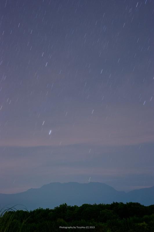 """夜夜大武山 (新增5F:5/30我拍到""""螢""""河了!!)"""