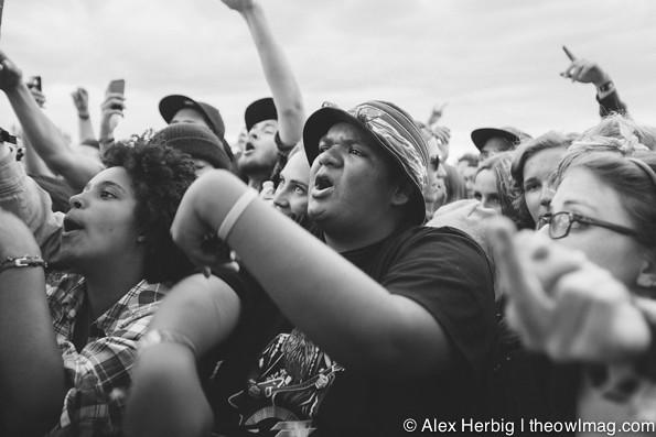 Earl Sweatshirt @ Sasquatch Music Festival 2013