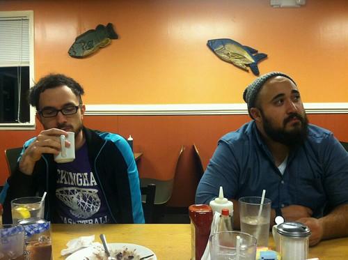Rick's Cafe (two fish)(May 3 2013)