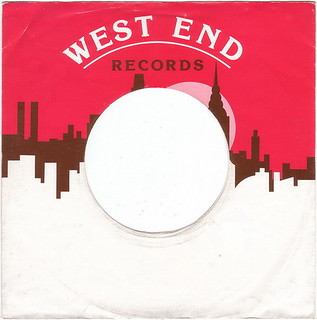 "West End Records (7"" Sleeve)"