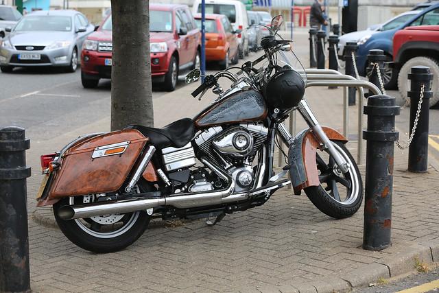 Harley Davidson Fld