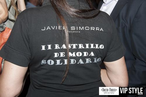 Rastrillo Solidario de Moda por Javier Simorra y Fundación SOS