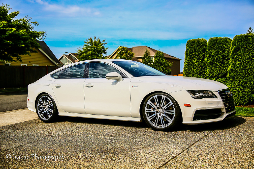Lowered/Lowering A7 - Page 5 - AudiWorld Forums