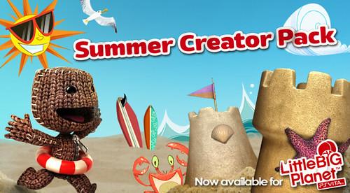 Summer Creator Pack