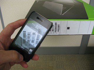 Smartphone Bar Code Scanner