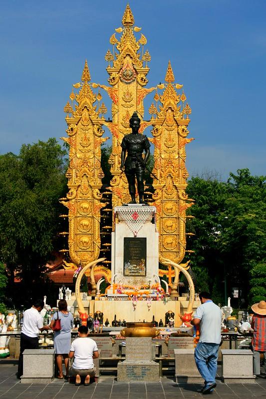 King Mengrai Memorial