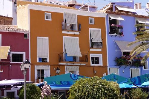 Mediterranean town by Ginas Pics
