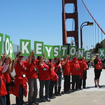 Nurses Join Keystone XL Protest In California As New Report Warns Of Pipeline Health Risks