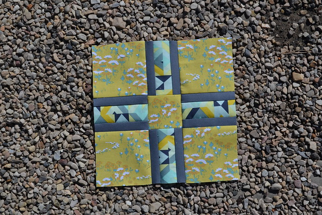 Virtual Quilting Bee Block 7