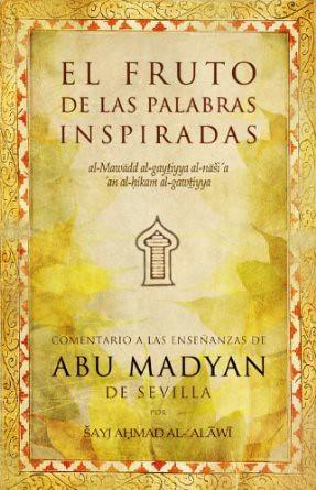Portada libro Abu Madyan