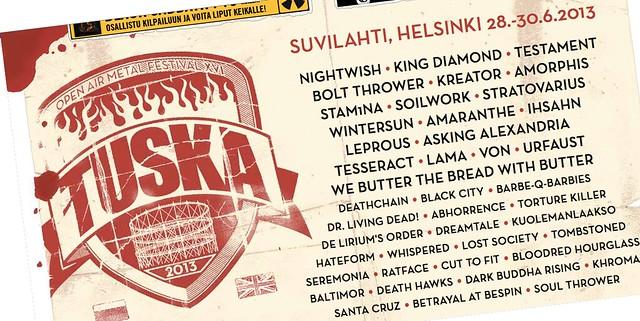 El Metal Festival de Finlandia