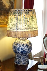 art, lamp, light fixture, wood, lampshade, table, design, lighting,